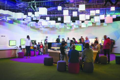 Games culture blurs boundaries