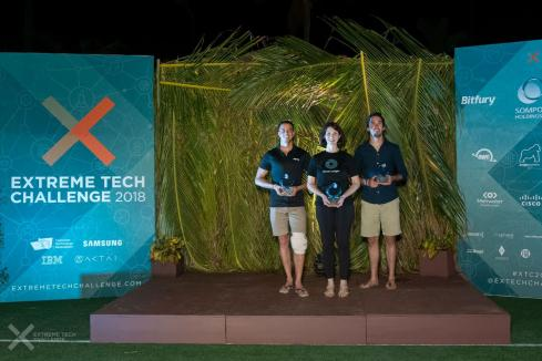 Power Ledger wins world tech comp