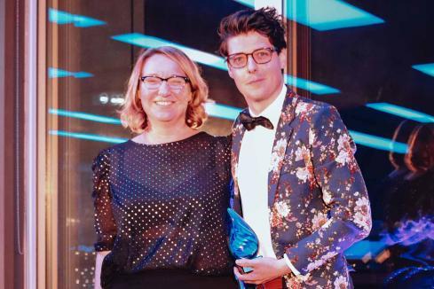 Two wins at WA media awards