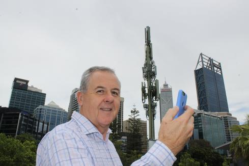 Telstra launches Perth 5G network