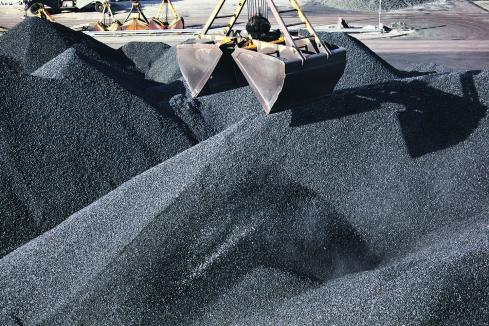 Coal powers ahead amid political pressure