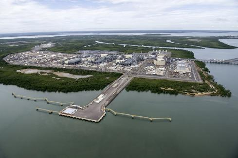 Ichthys opens LNG plant