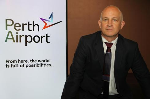 Perth Airport embraces a world full of possibilities with new look