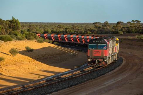MinRes confirms train derailment