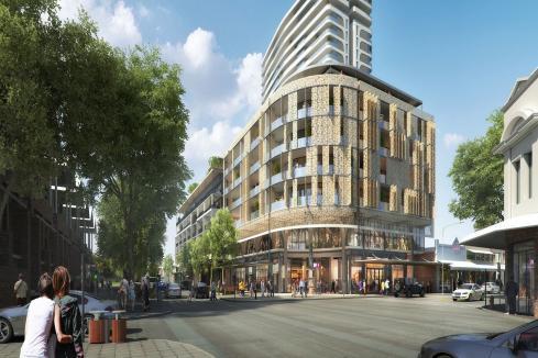 Blackburne plans 24-storey tower for Subi