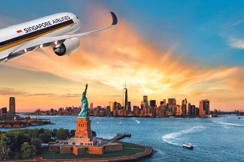 Flying to the USA? Enjoy 50% bonus HighFlyer points!