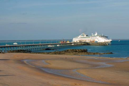 Setbacks for cruise ships at Broome