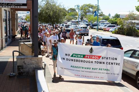 Court overturns approval for Dunsborough petrol proposal