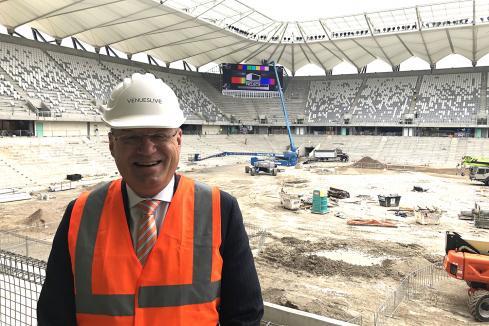 Bankwest wins naming rights for Sydney stadium