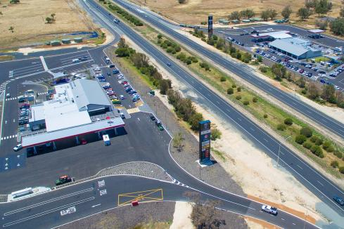 South West servos sell for $34m