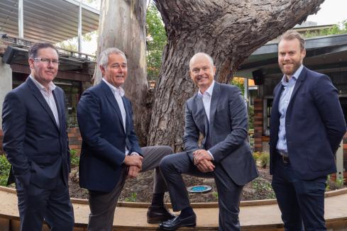 Fini, Alcock team up for new ABN Group HQ