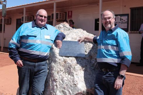 Slow ramp up at Altura's Pilgangoora lithium