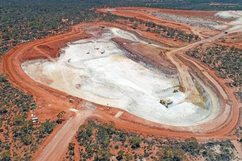 Coolgardie starts mining higher grade ore at Geko