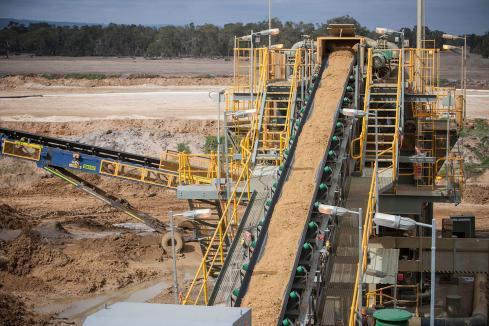 Three miners restructure leadership
