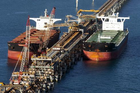 Rio's force majeure on iron ore