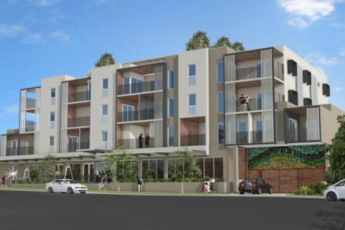 Thomas continues metro shift with Booragoon apartments