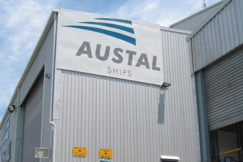 Austal lifts payout as Navy cash sails in