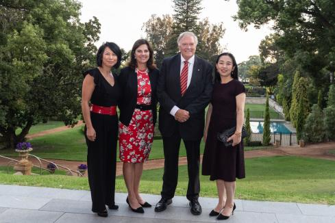 Film project boost for WA-China business