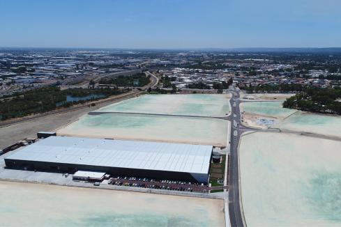 Consortium launches Roe Highway Logistics Park