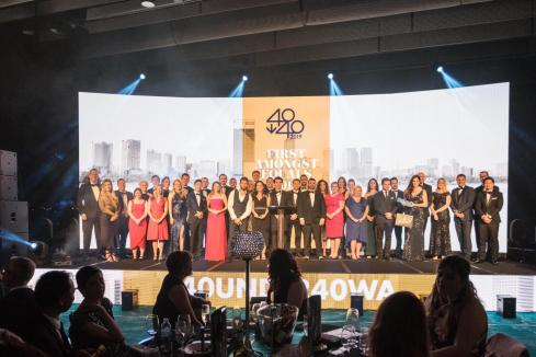 Regional pharmacist takes top award at 40under40