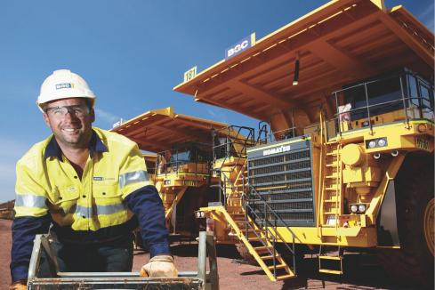 BGC wins Northern Star Resources contract