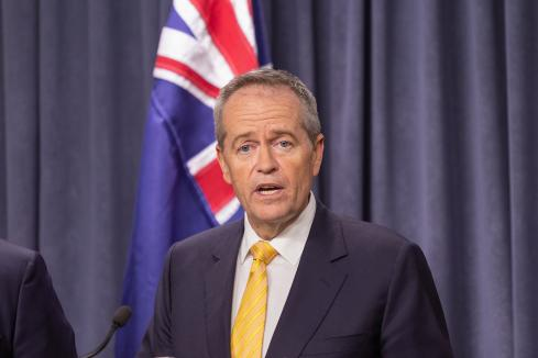 'That's what they are paid to say': Shorten pans CCI