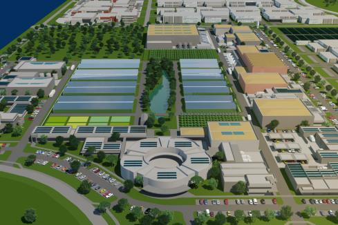 Wormall wins $7.3m in contracts at LandCorp project