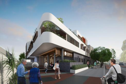Pindan wins $70m aged care build