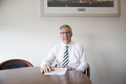 Doric, Jaxon to share CEO