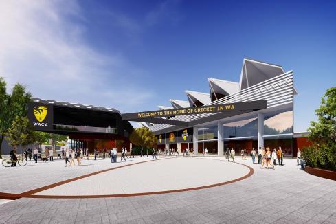WACA reveals $75m upgrade bid