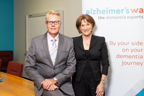 Local focus for dementia care