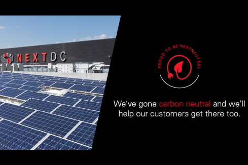 Why NEXTDC going carbon neutral is important for WA businesses