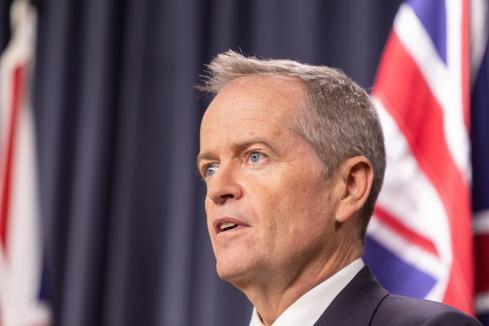 Shorten disputes Treasury's $387bn costing