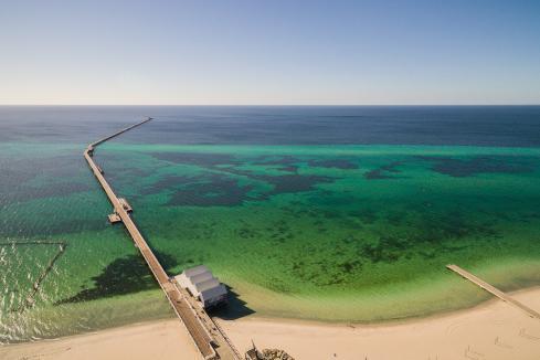 Major plans for Busselton jetty