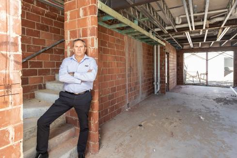Building thieves on notice  as PACT tracks crime