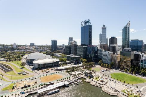 Perth on institutional investors' radar