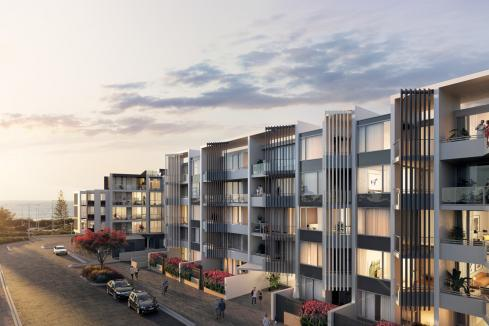 Mirvac starts building last stage at Leighton