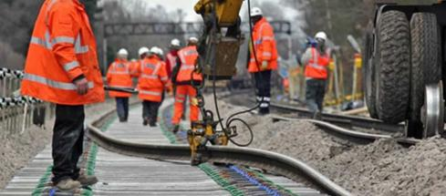 Veritas to play key role in helping protect Australia's vast rail network