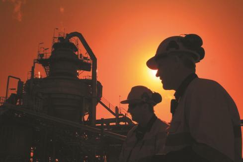 Resurgence of iron ore, nickel set the stage