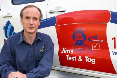Jim's biography tells extraordinary story