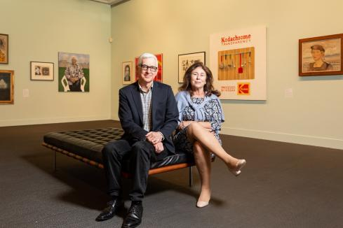 New art foundation tackles gender bias