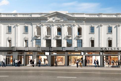 Raine Square lures King Street luxury