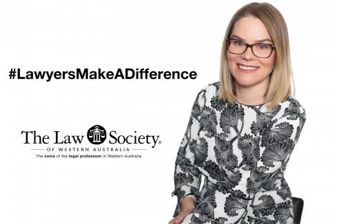 #LawyersMakeADifference | Rebecca Bunney