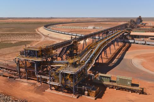 Treasury expects quick fall in iron ore price