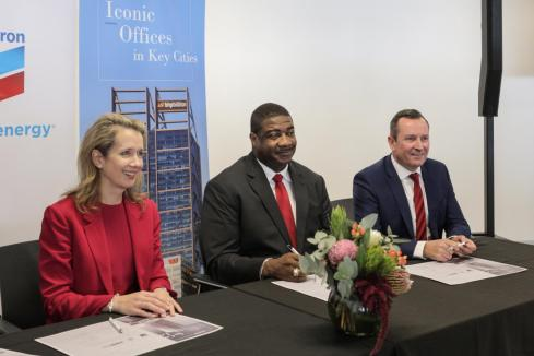 $360m office tower to proceed