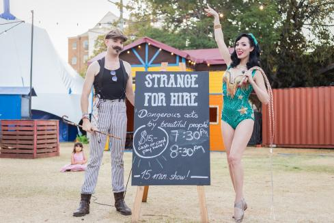 Box office booms at Fringe World