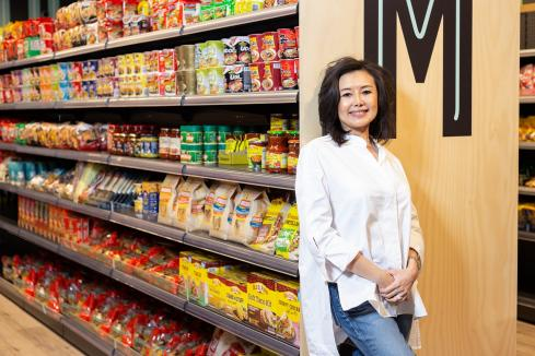 Miss Chow's continues rapid expansion