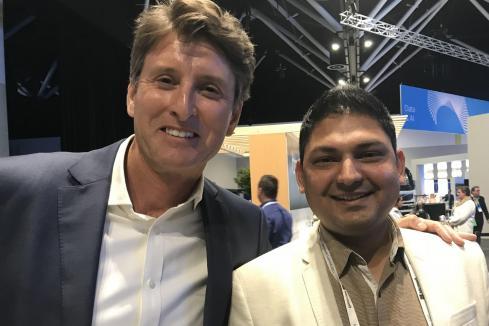 Perth business wins global tech award