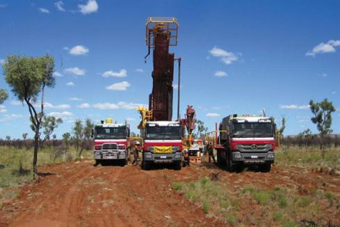 TNG signs rail deal for Mt Peake