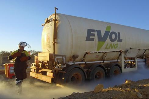 Evol seals gas supply deal